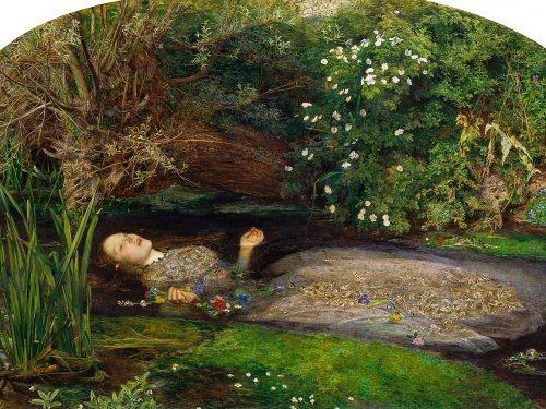 La follia di Ofelia, da Shakespeare a Millais