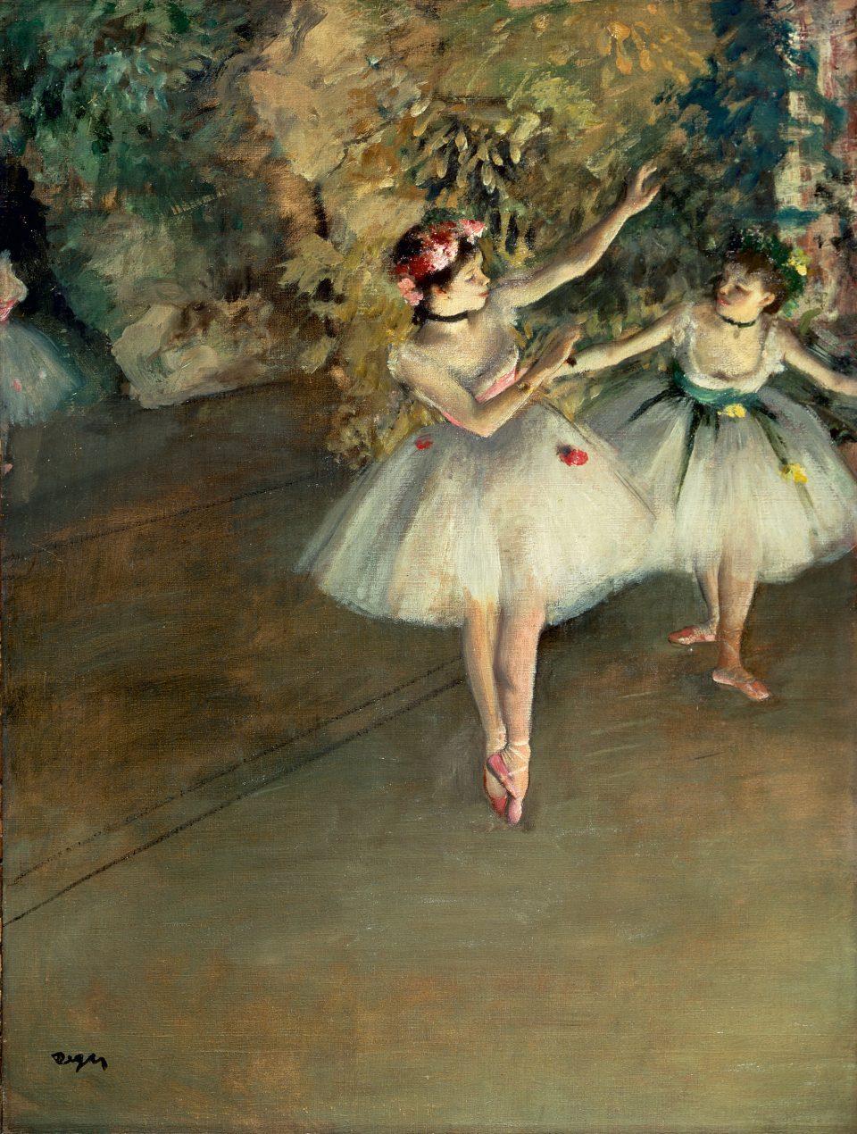 selezione migliore 1ee43 989c7 Le ballerine di Degas | IL SENSO DEL BELLO