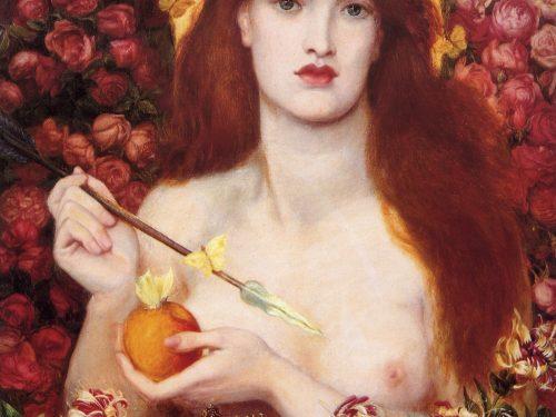 Sensuale e casta: la Venere Verticordia di Dante Gabriel Rossetti