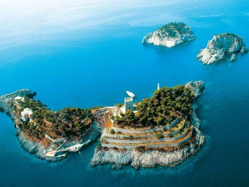 Li Galli, dove dimorano le sirene