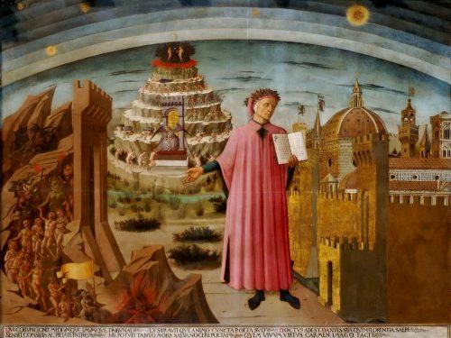 Dante Alighieri. L'influenza del Sommo Poeta nelle arti figurative