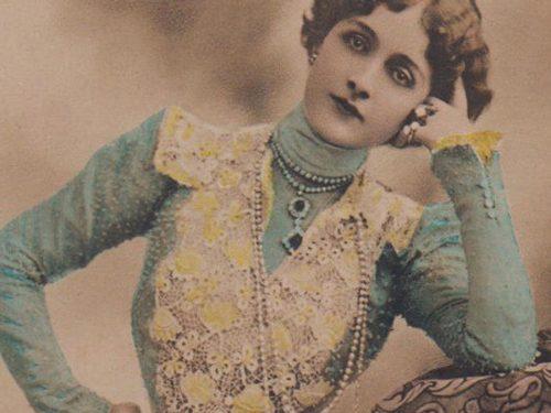 Lina Cavalieri. La donna, la diva, la musa
